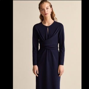 NEW Tied knit dress